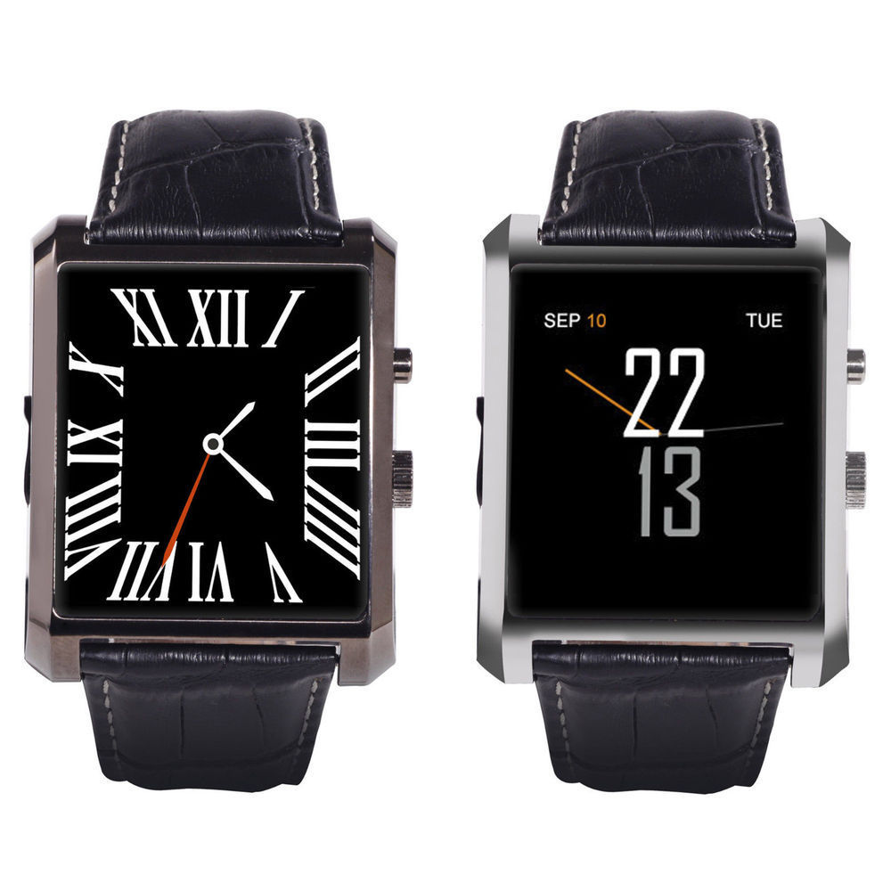 2015 New DM08 Smart Watch WristWatch with all operating systems Bluetooth wearable devices Smartwatch for Android smart Phone<br>