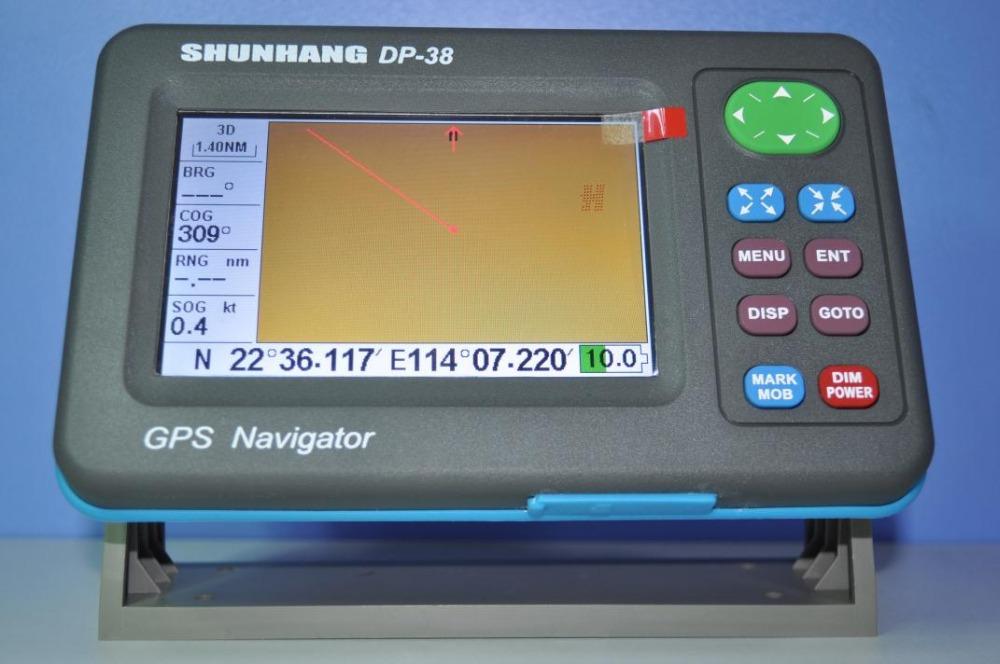 Портативная плоттера gps внутренний аккумулятор внутренний gps антенна морской gps из продаж