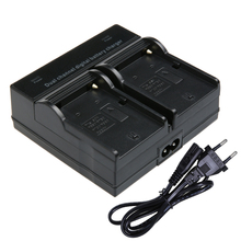 New NP-F550 NP-F330 NP-F570 NP F550 NP F330 F570 Dual Channel Charger Digital Battery Charger For Sony TR910 TR917 D800 TR818