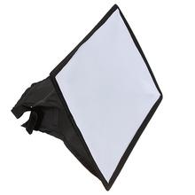 30x20cm Portable Photography Mini Flash Softbox Diffuser for SpeedLight For Canon EOS 600EX 580EX 430EX 380E For Nikon SB900