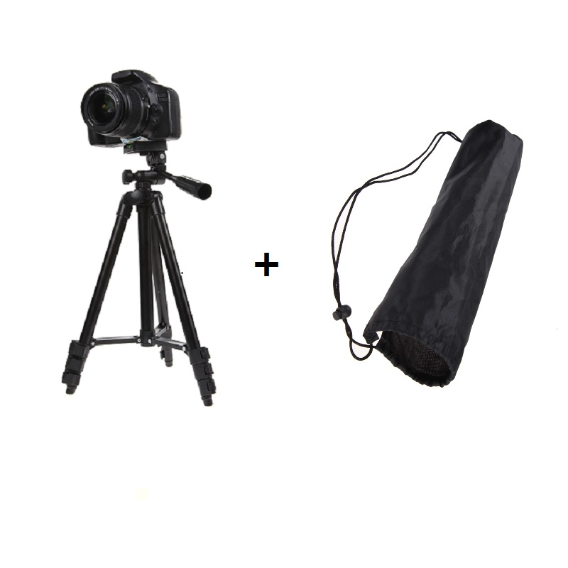 Lowest Price Professional Camera Tripod Aluminum Video Flexible Tripod For DSLR Canon Nikon Sony DSLR Camera Camcorder(China (Mainland))