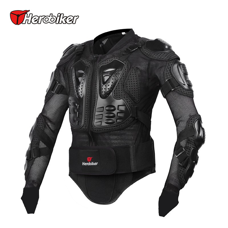 HEROBIKER Motocross Off-Road Racing Jacket Guard Motorcycle Riding Armor Body Protector Extreme Sport Protective Gear Accessorie(China (Mainland))