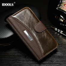 Buy SONY Xperia Z5 Compact e5803 e5823 case Luxury PU Leather Case Sony Z5 Mini Cover Wallet Style Fashion Logo IDOOLS for $8.24 in AliExpress store
