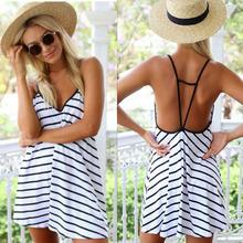 2015 Women summer Sexy V-Neck backless maxi Party Evening Bandage bodycon Club beach Dresses vestidos casual cute mini Dresses