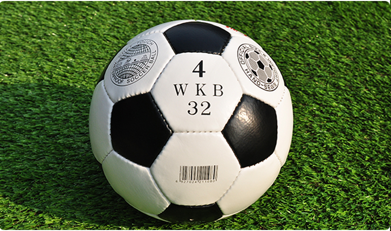 Free shipping! High quality Match PU Star Soccer Ball/Football Size 4 FUTSAL Gift sports product football for 5 futsal players(China (Mainland))