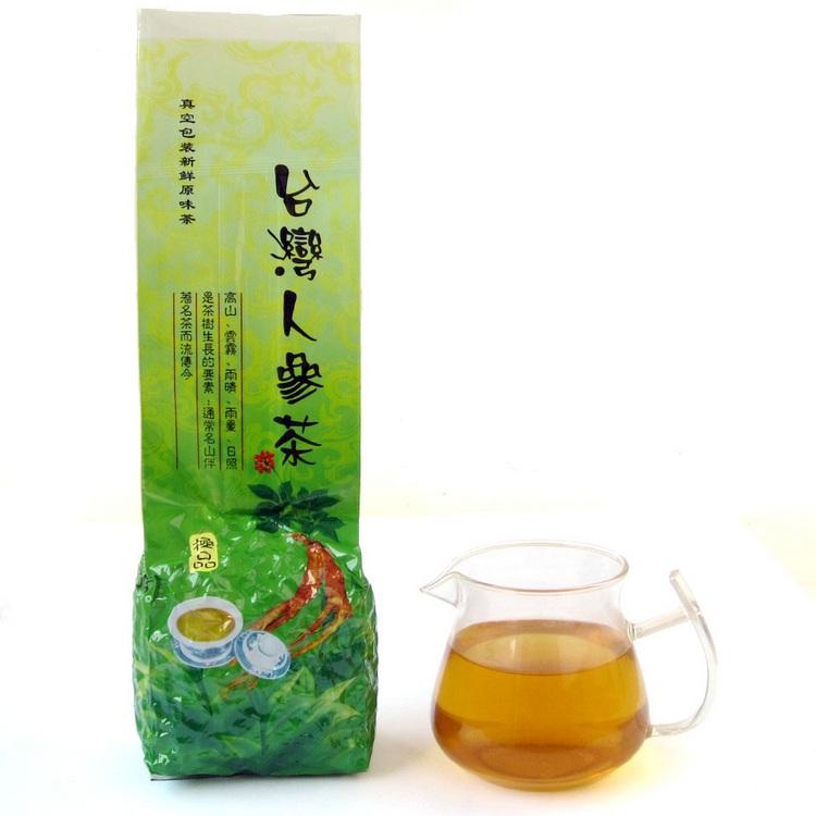 Ginseng tea fragrance type 250g ginseng Oolong tea Taiwan Oolong tea free shipping OT25(China (Mainland))