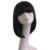 Мода Короткий Парик Женщины Мило Прямо Лпп Косплей Парик Жаропрочных Полный Волос Короткий Парик # L04738