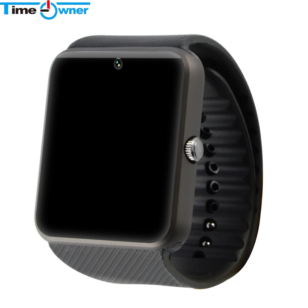 TimeOwner GT08 Bluetooth Smart watch SmartWatch for iPhone 6 7 plus Samsung S4/Note 3 HTC Android Phone Smartphones Android Wear(China (Mainland))