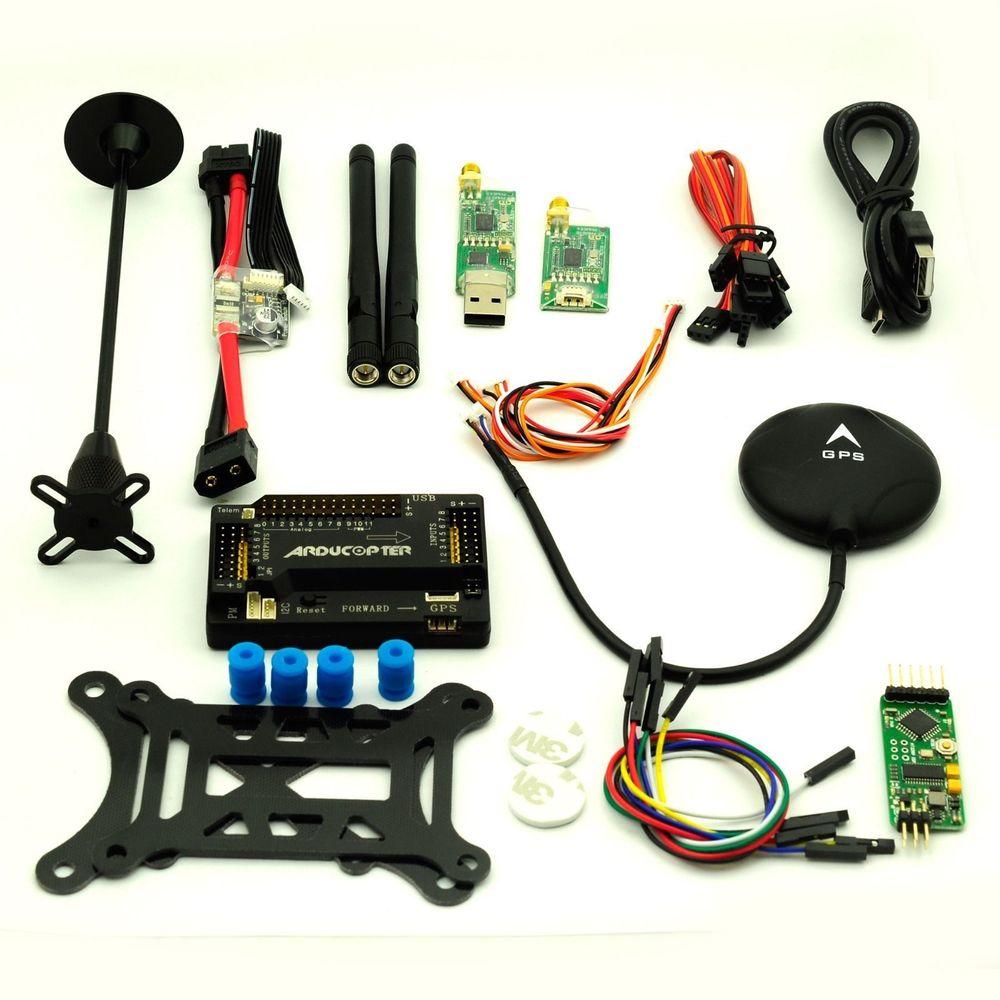 APM 2.8 ArduPilot Flight Controller &amp; 6M GPS 433Mhz Telemetry Power Module<br><br>Aliexpress
