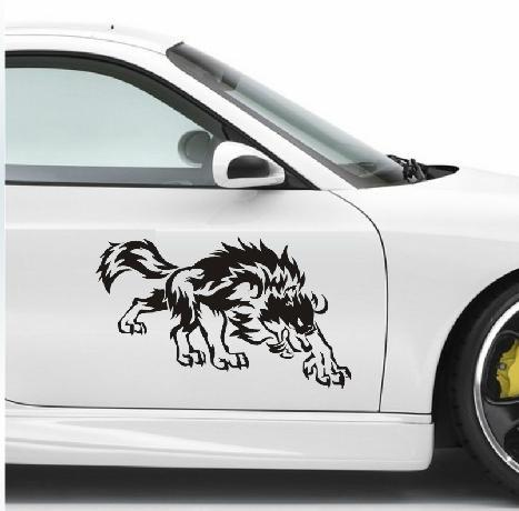 Graphics For Wolf Car Decals Graphics Wwwgraphicsbuzzcom - Auto decals and graphics
