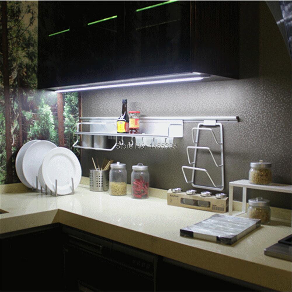 Kitchen cabinet lamp kitchen cabinet induction lamp led kitchen cabinet lamp diaogui cabinet lamp wardrobe bookcase with lights(China (Mainland))