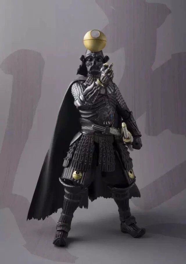 Boneco Darth Vader Samurai