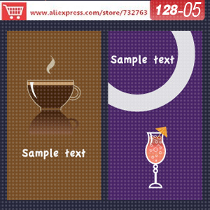 0128-05 business card template for plastic loyalty cards business card paper stock business cards layout<br><br>Aliexpress