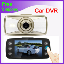 Free Shipping 160Degree Wide Angle Lens Vehicle Camera Video Recorder Good Night Version 30fps Full HD 1080P Car DVR T101(China (Mainland))