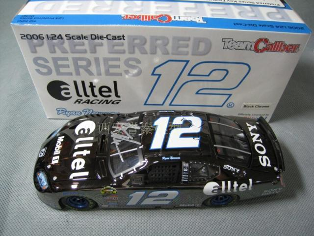 Before and after the NASCAR 1/24 series can be opened with the NASCAR racing rams shock grey plating(China (Mainland))