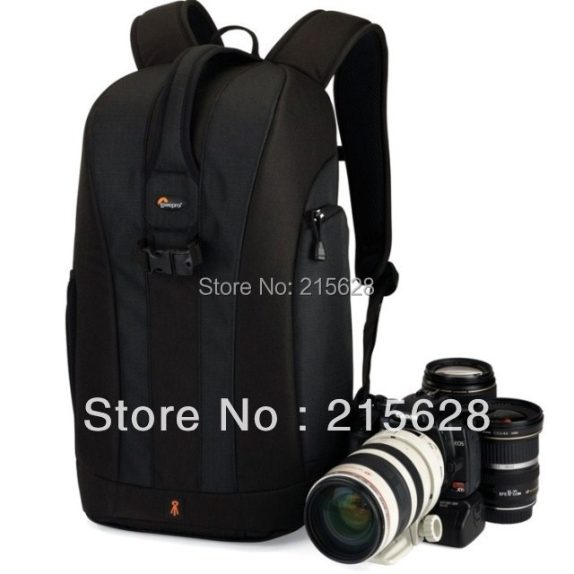 Гаджет  Free shipping Lowepro Flipside 300 Digital SLR Photo Camera Bag professional DSLR Backpack with rain cover for CANON and Nikon None Бытовая электроника