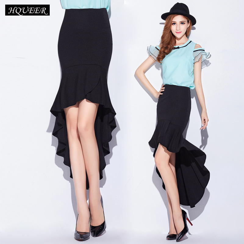 Compare Prices on Long Black Pencil Skirts- Online Shopping/Buy ...