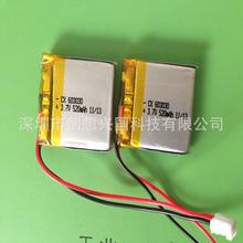 Производители литиевых батарей 063030mp4 навигации тахограф bluetooth-спикер литий-полимерный аккумулятор