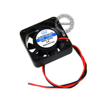 3d printer parts 3D printing Brushless 40 * 40 * 10 40mm 4cm 4010 DC 12V 24V 0.12A 2pin Cooling Cooler Fan