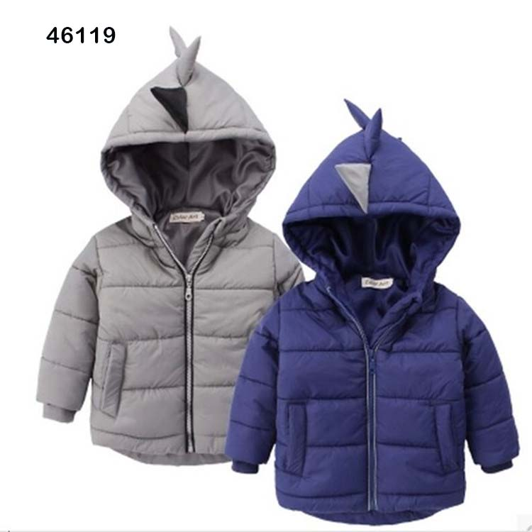 2016 new arrival children coat kids jacket boys outerwear child trench dinosaur cartoon colourful clothing baby kids clothes<br><br>Aliexpress