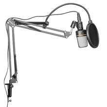 Neewer Broadcasting Studio micrófono de micrófono Boom Scissor Suspension Arm Mount choque