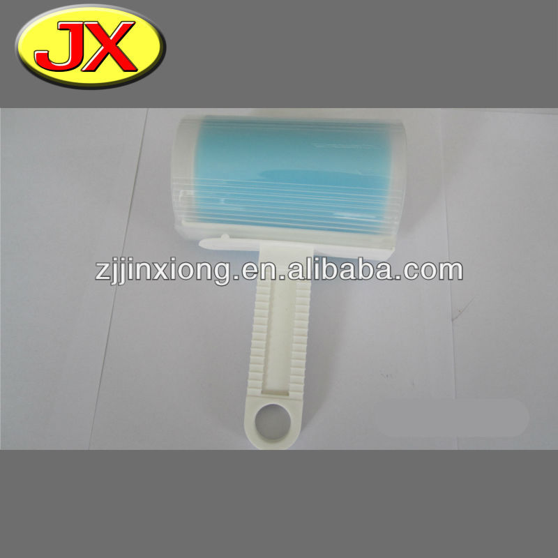 Washable Lint Roller with handle & hot seller sticky cleaning brushes(China (Mainland))