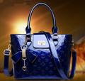 Designer Patent leather women tote Bag Fashion Women handbags Women messenger bags Bolsas