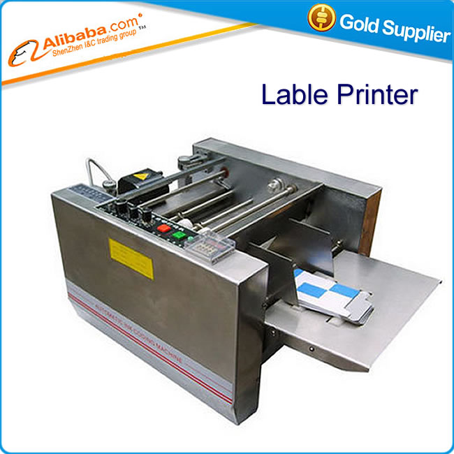 UK Shipping MY-300 expiry date printer, impress or solid-ink coding machine,box produce date printing machine(China (Mainland))