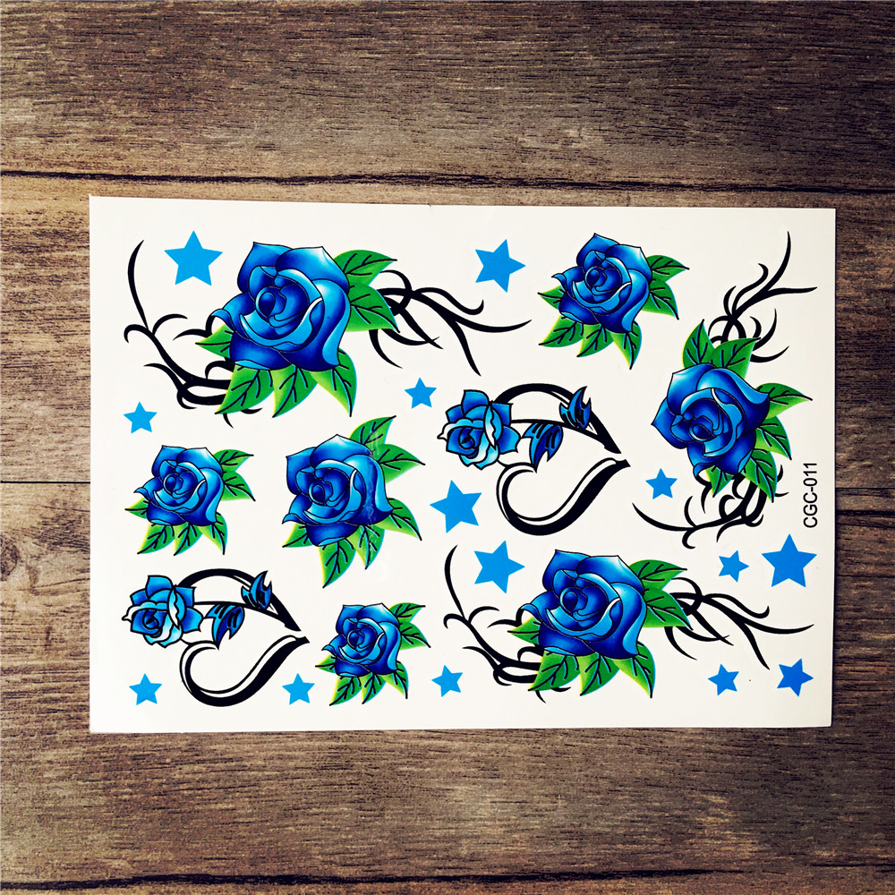 en forme de coeur tatouages promotion achetez des en forme de coeur tatouages promotionnels sur. Black Bedroom Furniture Sets. Home Design Ideas