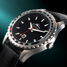 Calendario para hombre corriente de marea relojes moda se divierte tabla vintage relojes multifuncionales exterior reloj