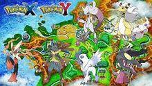 Free shipping Pokemon XY Japan Anime Posters Art Silk Poster 24×42″ PKMXY18