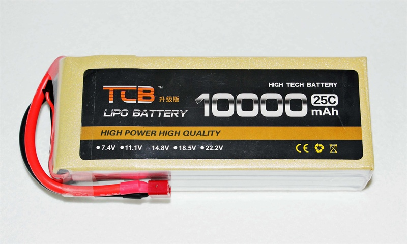 Upgrades TCB RC airplane Li-Po Battery 3s 11.1v 10000mAh 25c the best cell the lowest internal resistance and higher endurance(China (Mainland))