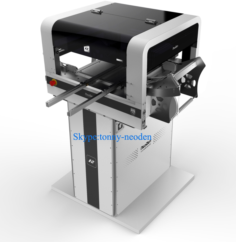 Desktop pick and place equipment,SMT Machine NeoDen4(with 8 feeders),NeoDen Technology(China (Mainland))