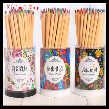 [Kinimal Shop] 60 colors Creative stationery   / drawing / Art /   water color pencils