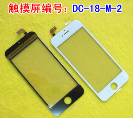 Original MTK Android 5 5S SmartPhone touch screen DC-18-M-2 Touch panel Digitizer Glass Sensor Replacement Free Shipping(China (Mainland))