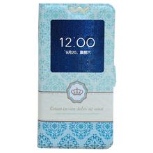 Cartoon Stand Style Cover PU Leather Case For Prestigio Wize E3 3509 DUO Book Phone Accessories