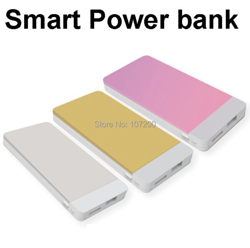 2014 5000mAh smart Power Bank Chargers samsung galaxy s5, iphone 5s,Portable charger cell phone - Lino Electronics Mall store