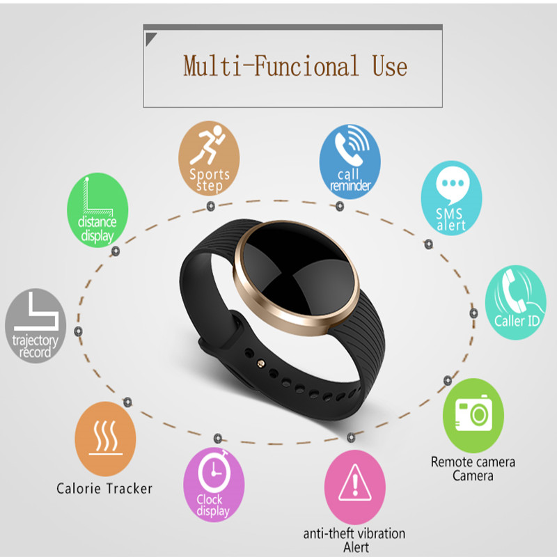 New Touch Smart Watch Waterproof Bluetooth Smartwatch Anti-lost Android Phone Wrist Watches Relogio Reloj Masculino Montre Femme(China (Mainland))