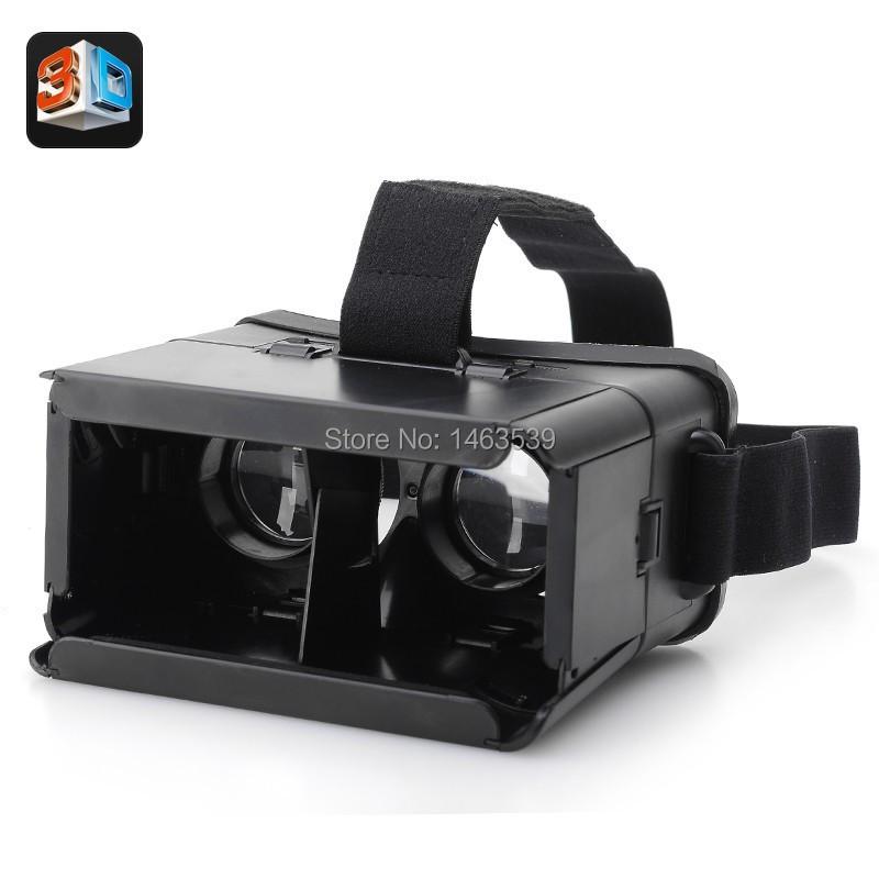 "Гаджет  5pcs 3D Glasses ColorCross Universal Google Virtual Reality 3D Video Glasses for 4~7"" Smartphones Cardboard Oculus free shipping None Бытовая электроника"