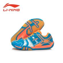 100% Original Li Ning Badminton Shoes For Men Training Sneakers Breathable Tennis Sport Shoes AYTJ073(China (Mainland))