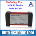 2016 With Keygen V2014 2 Bluetooth Multidiag Pro Interface For Car and Truck New TCS CDP