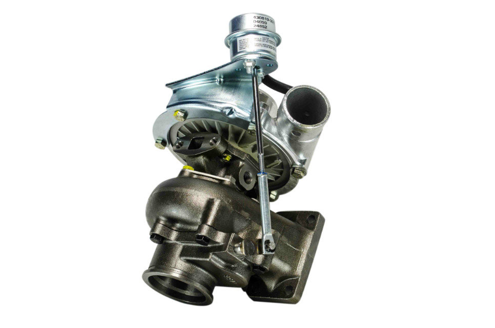VR RACING-KKR430 T430 Turbocharger For Nissan RB20 RB25 2-3L T3 Turbine .58 A/R comp. .50 A/R turbo VR-TURBO36