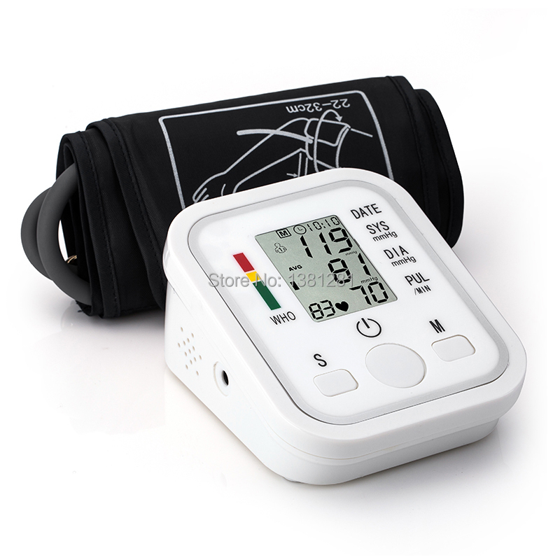 Blood pressure monitor meters sphygmomanometer from reliable monitor