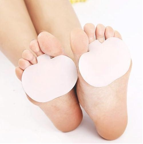 feet care gel metatarsal pad with ball of foot to cushion and orthotics fit in any shoes(China (Mainland))