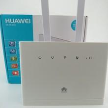 Set of Unlock Huawei B315, Huawei 4g portable wireless router huawei b315s-22 lte wifi router+2pcs 4g  SMA antenna(China (Mainland))