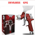 Devilbiss GFG Professional Spray Gun HVLP Car Paint Gun Painted High Efficiency Good atomization 1 4mm