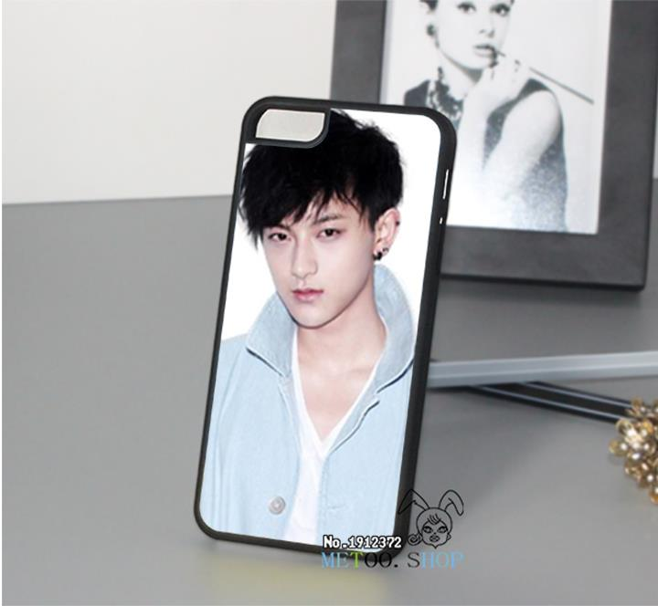EXO Tao fashion original cell phone case cover for iphone 4 4S 5 5S 5C 6 6 plus 6s 6s plus &op7302(China (Mainland))
