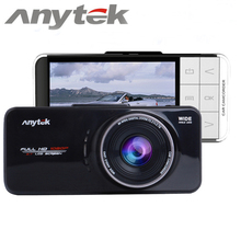 "Original Anytek AT66A Car Video Recorder Novatek 96650 Full HD 1080P DVR Camera 2.7""LCD Night Vision GPS Optional Dash Cam(China (Mainland))"