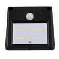 Outdoor Led Solar Lights For Garden Waterproof 10 Leds Solar Power Light Motion Sensor Wall Lamp