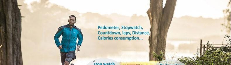 Мужчины Спортивные Часы Компас Альтиметр Барометр Термометр Прогноз Погоды Часы Шагомер Цифровой Запуск Восхождение Наручные Часы